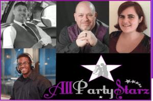 All Party Starz Entertainment Wedding DJ Staff